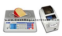 Detecto D-30 & SNBC BTP-L520 Label Printer
