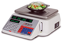 Detecto DL-1030 Barcode Printing Scale
