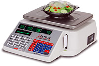 Detecto DL-1060 Barcode Printing Scale