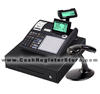 Casio SE-C3500 Scanning Cash Register