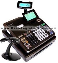 Casio SE-S400 Scanning Cash Register