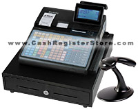 Sam4s SPS-340SS Scanning Cash Register