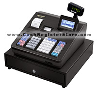 Sharp XE-A407 Electronic Cash Register