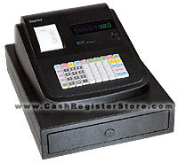 Sam4s / Samsung ER-180 Electronic Cash Register