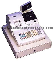 Sam4s / Samsung ER-290 Electronic Cash Register