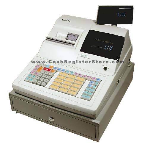 Sam4s ER-5115-II Cash Register (w/ Free Lifetime Technical Support)
