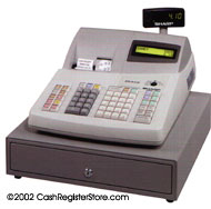Sharp ER-A410 Electronic Cash Register