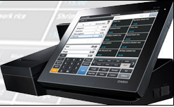 Casio V-R200 Touch Screen System