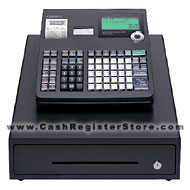 Casio TE-1500 Cash Register