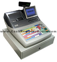 Casio TE-8500 Cash Register
