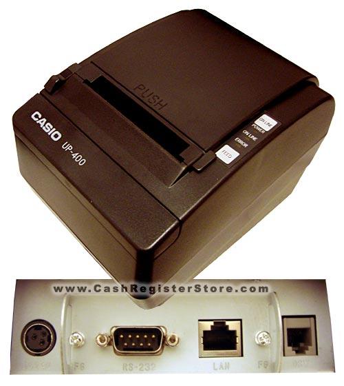 CashRegisterStore Casio QT 6100 UP 400B