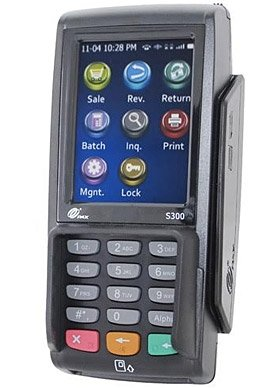 PAX S300 Integrated EMV Credit Card Terminal
