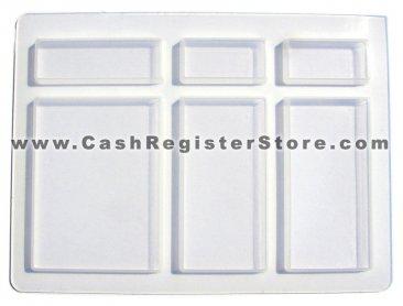 Sharp ER-2386 Cash REGISTER KEY COVER WETCOVER
